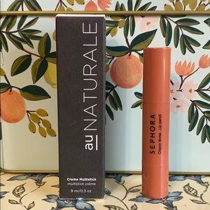 3/$21- Au Naturale Multistick Grapefruit + Sephora